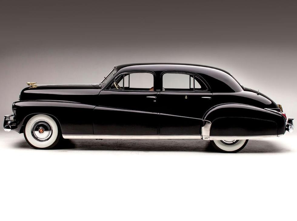 What 39 S Up Cadillac Limousine 1941 The Duchess Par